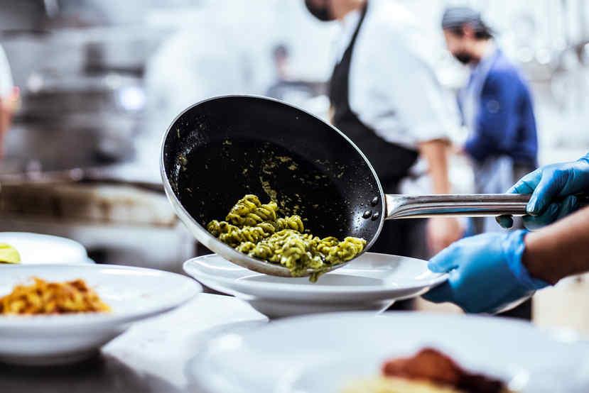 Nuestra auténtica cocina italiana