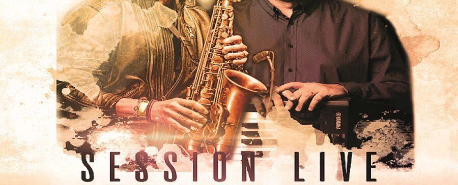 El saxo de Esdras Boyajian y el piano de Cristian Cifarelli el sábado 26 de Diciembre en Ristorante Al Dente Rivas